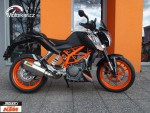 KTM 390 Duke Black - PéARTcon  VÝBAVA