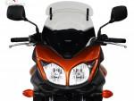 Plexi štíty MRA s deflektorem na cestovní moto a endura