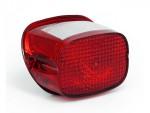 Zadní svìtlo èervené pro Harley-Davidson / E homologace