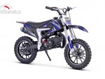 Minicross Motors Jackal 49ccm - Modrá