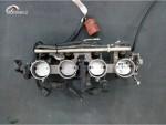 Vstøikování , karburátory GTR 1400
