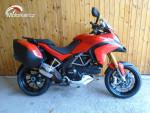 Ducati Multistrada 1200S-servisní kniha,plný servis
