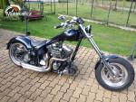 Harley Davidson Custom Stavba