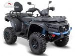 Nový TGB Blade 600i LTX matt black blue EPS EURO4