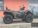 Nový Goes IRON 450i Max 4x4 black