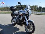 Kawasaki Versys 650 2007 koupena nová v ČR,servisní knížka