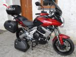 Kawasaki Versys 650 25kW TOP výbava