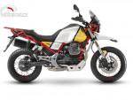 Moto Guzzi V85 TT Evocative Giallo Sahara 2020