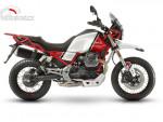 Moto Guzzi V85 TT Evocative Rosso Kalahari 2020