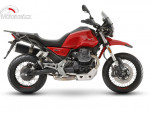 Moto Guzzi V85 TT Rosso Vulcano 2020