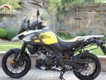 Suzuki DL 1000 V-Strom - ABS, TC, - TOP STAV