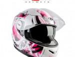 Integrální přilba na motorku Lazer Bayamo Pretty Love - XS