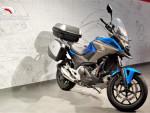 Honda NC 750 X DCT + předváděcí stroj