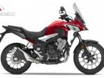 Honda CB 500 X 2021 + skladem