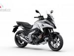 Honda NC 750X, MT/DCT nový model 2021