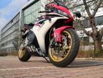 Honda CBR 1000RR Fireblade HRC, Akrapovič