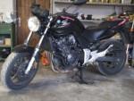 Honda CBF 600NA ( verze s abs ) 25Kw