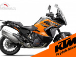 KTM 1290 Super Adventure S Orange 2021