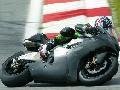 Kawasaki testuje v Sepangu