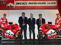 Prezentace Ducati Marlboro Teamu