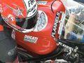 Testy týmu Renegade Ducati