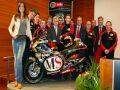 Prezentace MS Aprilia Racing