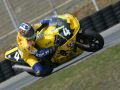 Bursa testoval motocykl i automobil