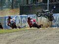 Motocyklový šport nie je len lesk a sláva !
