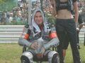 Nicky Hayden a z�vod na Suzuce