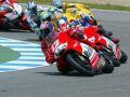 Bojovná nálada u Ducati