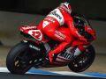 Ducati na místo svých prvních testù