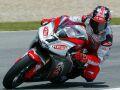 Fortuna Yamaha a druhý den testù