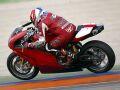 Testoval i Lanzi a Ducati 749R