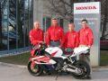 První foto WRT Honda Austria
