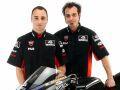 Prezentace týmu Ducati Breil