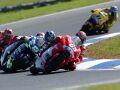 Testy MotoGP ve Valencii