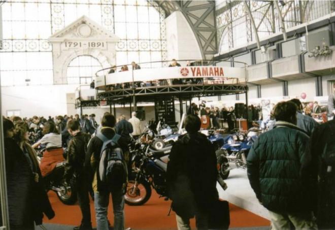 Výstava Motocykl 2001