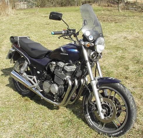 Honda CBX 650E