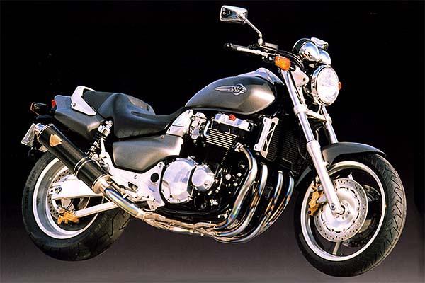 Honda CB 1300DCw - X4