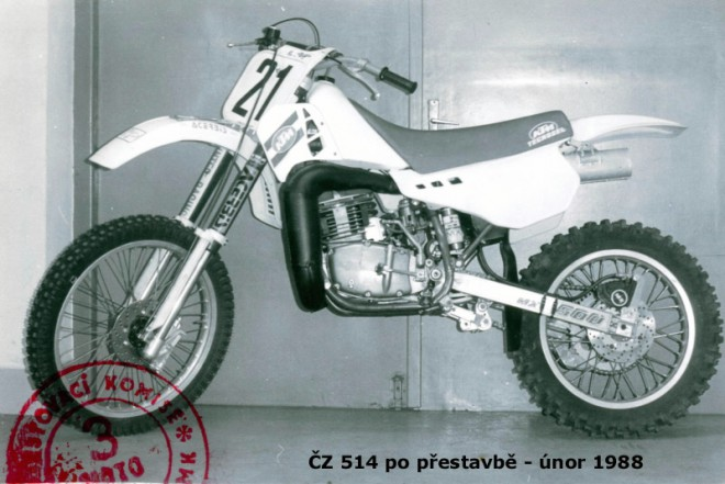 ÈZ – 514 / KTM