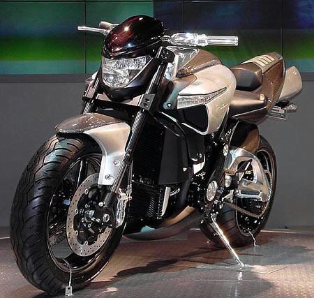 Studie Suzuki B-King
