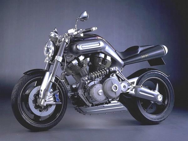 Yamaha MT - 01