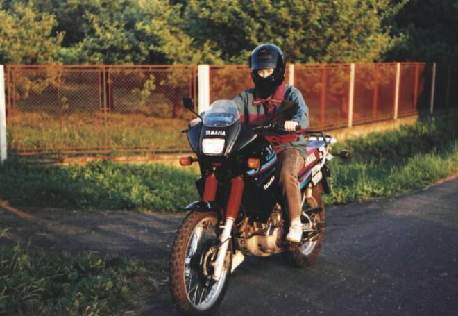 Yamaha XTZ 660 T�n�r�