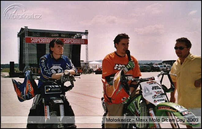 Maxx Moto Dream Day 2003