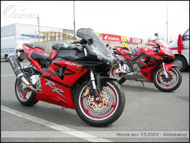 Honda den 2004