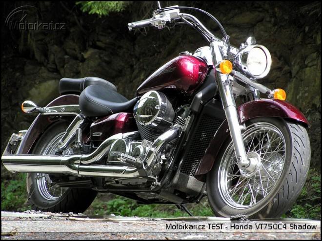 Honda VT750C4 Shadow