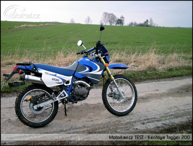 Kentoya Trigger 200