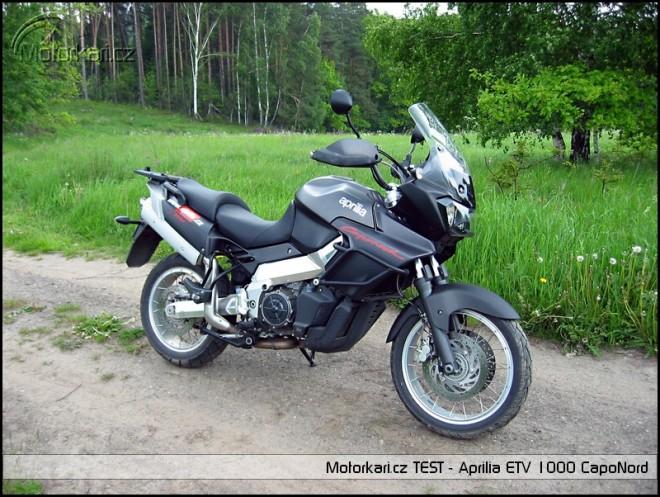 Aprilia ETV 1000 Caponord (ABS)