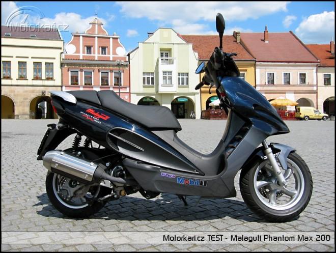 Malaguti Phantom Max 200