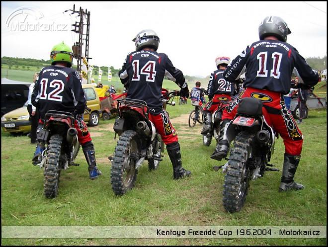 Závody Kentoya Freeride Cup